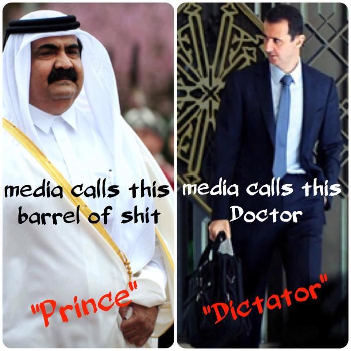 asad diktator