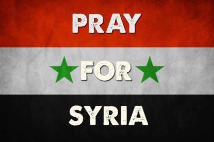 sirija molitva