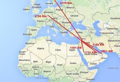 udaljenost