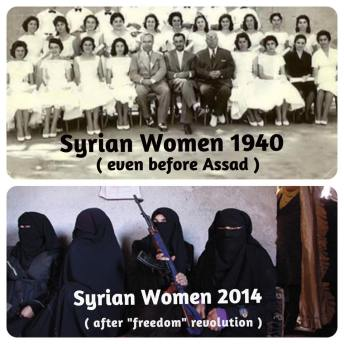 zene u siriji