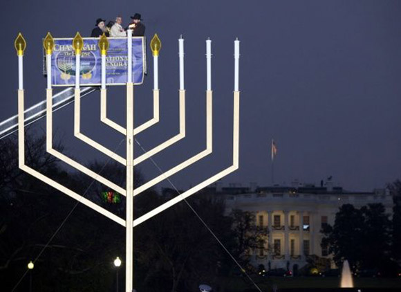 menorah-white-house