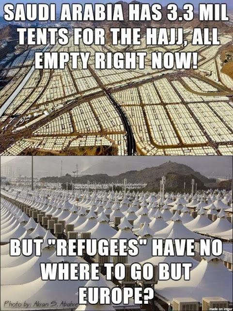 arab tends