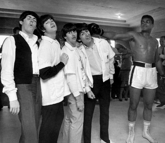 beatles ali 1964
