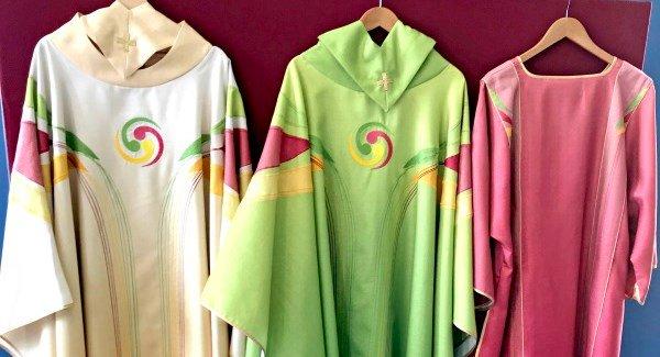 vestiment francis